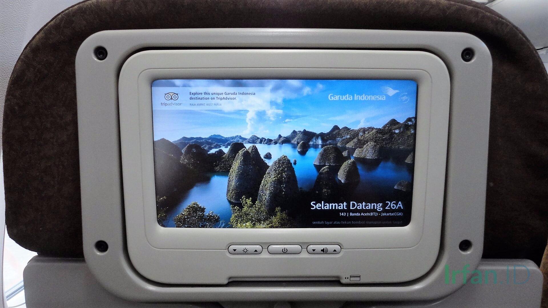 Pengalaman Terbang Dengan Garuda Indonesia (Update 18/7/17) 1