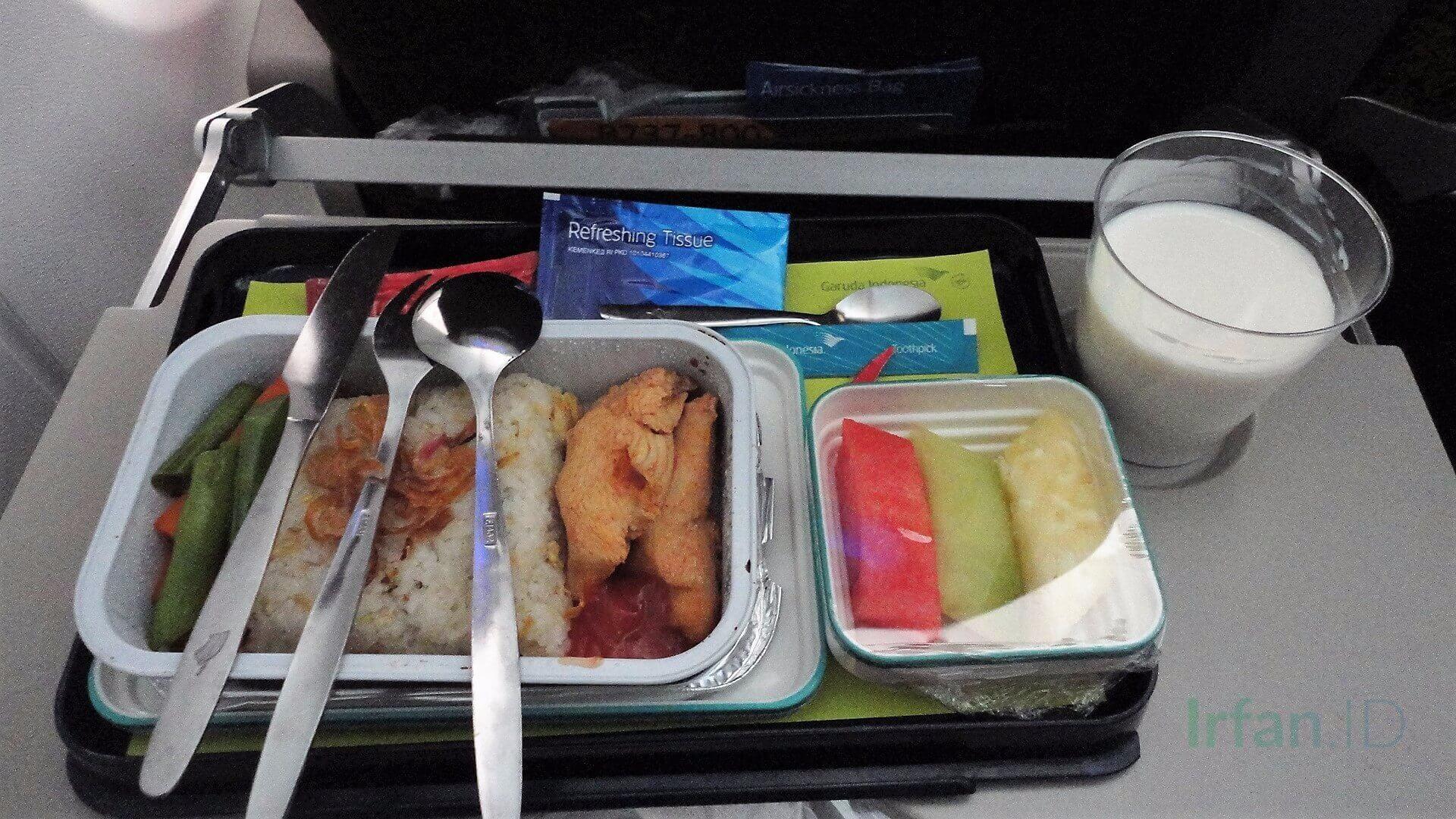 Pengalaman Terbang Dengan Garuda Indonesia (Update 18/7/17) 2