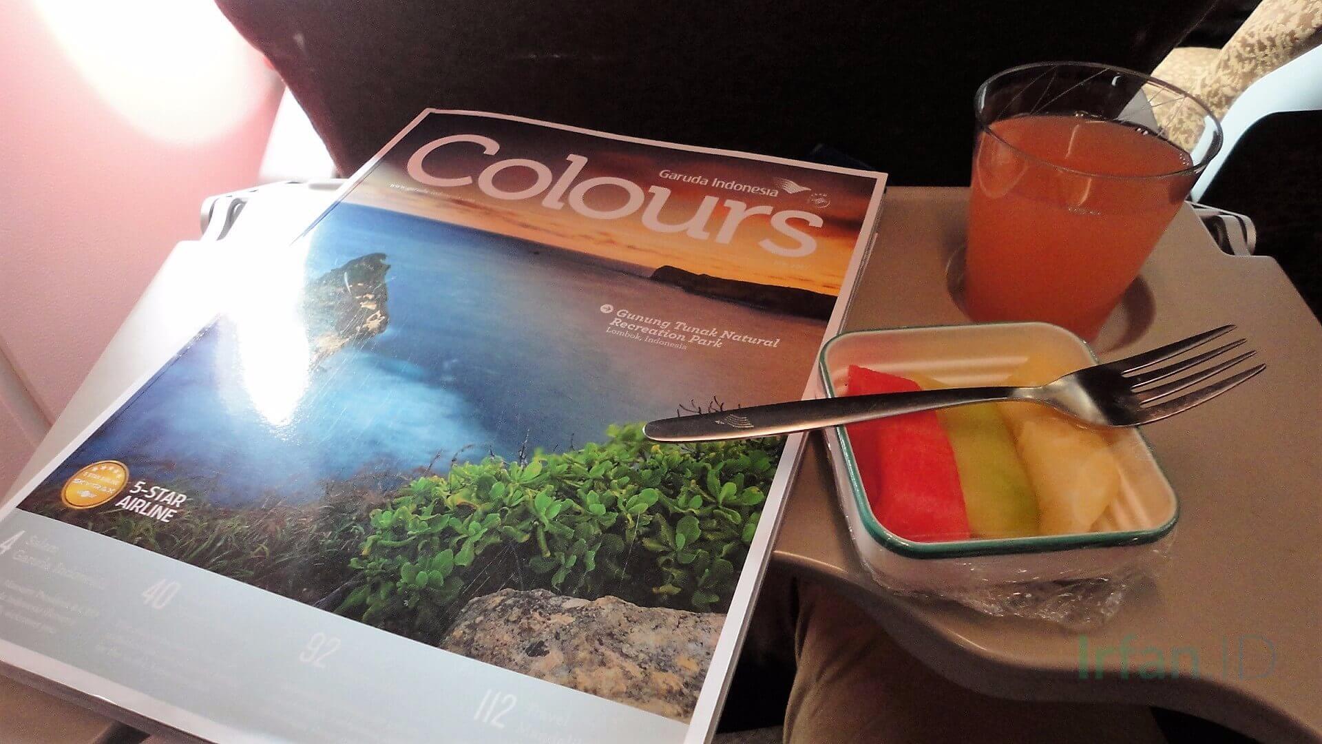 Pengalaman Terbang Dengan Garuda Indonesia (Update 18/7/17) 3