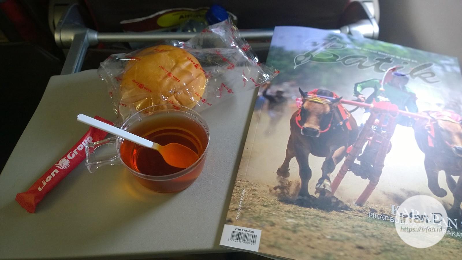 Snack Batik Air
