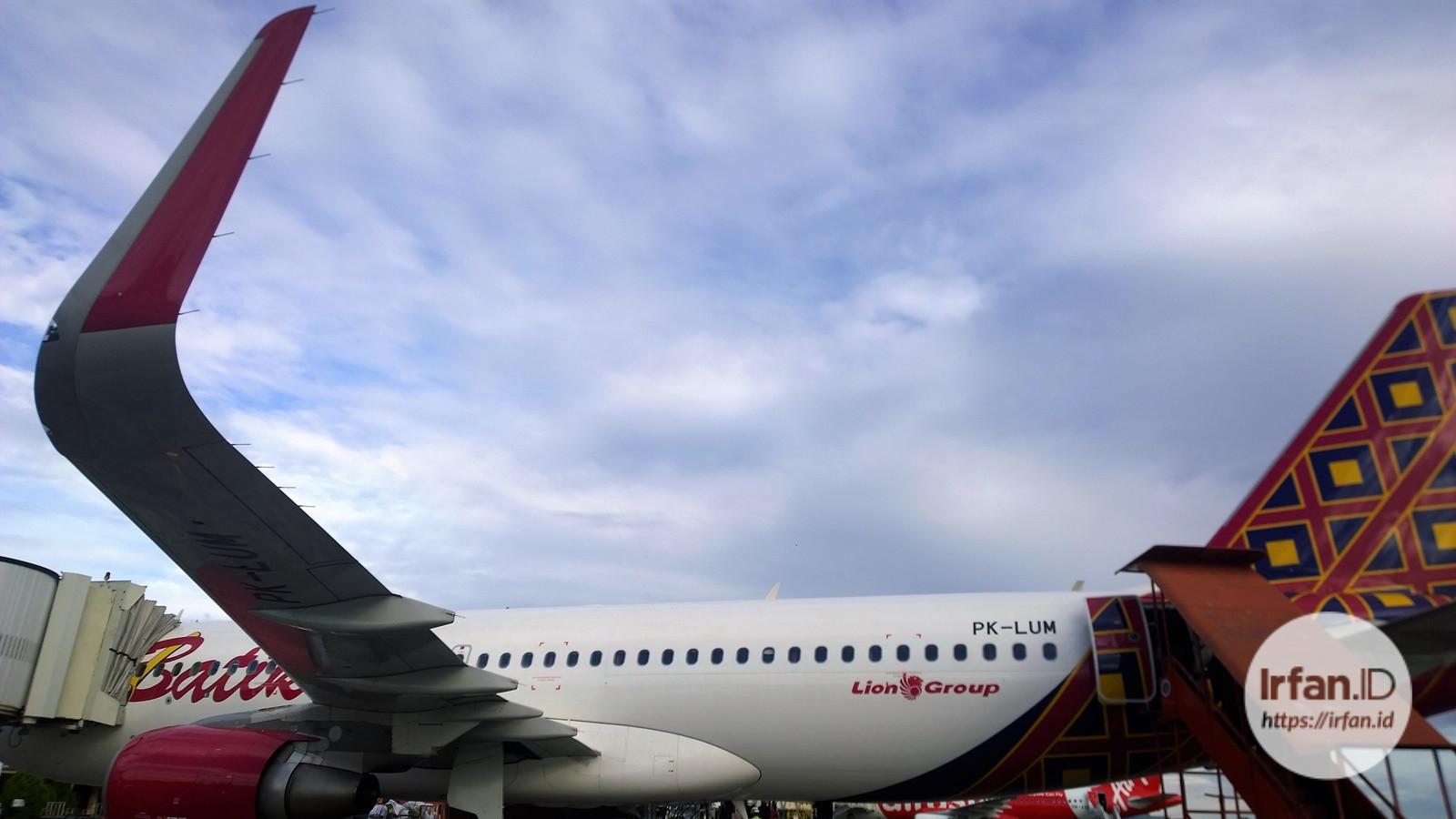 Pengalaman Terbang Dengan Batik Air (Update 6/12/17) 5