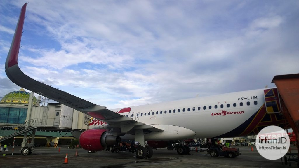 Pesawat Batik Air baru