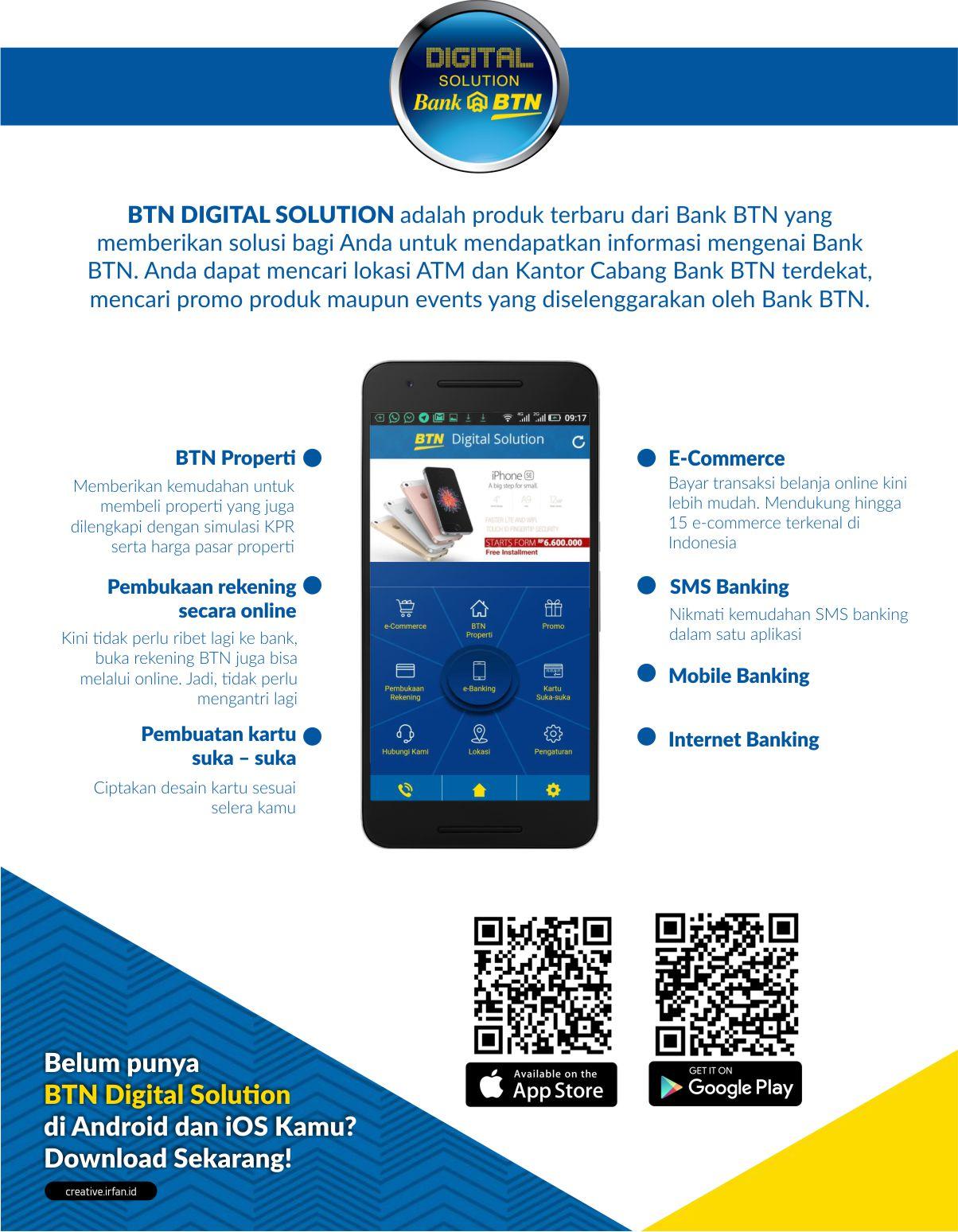 BTN Digital Solution, Kemudahan Transaksi Apapun Dalam Genggaman 21