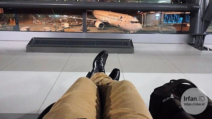 FOTO: Melihat Megahnya Terminal 3 Soekarno-Hatta, Bandara Rasa Mall 9