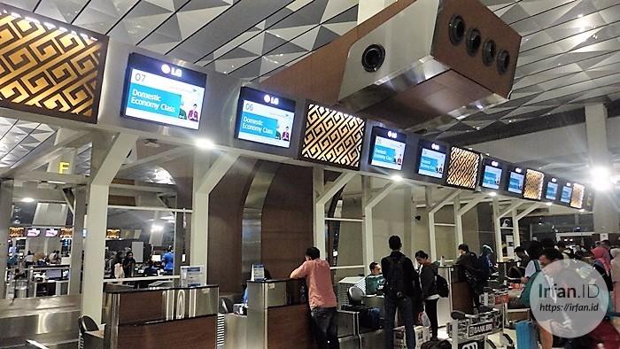 FOTO: Melihat Megahnya Terminal 3 Soekarno-Hatta, Bandara Rasa Mall 13
