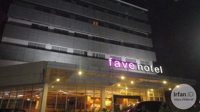 Pengalaman Menginap Di Favehotel Jababeka Cikarang Standard Room