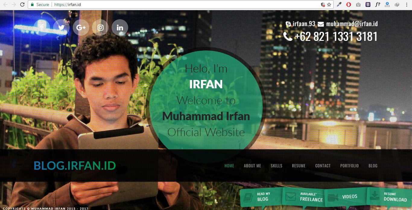 Changelog | irfan™ 31