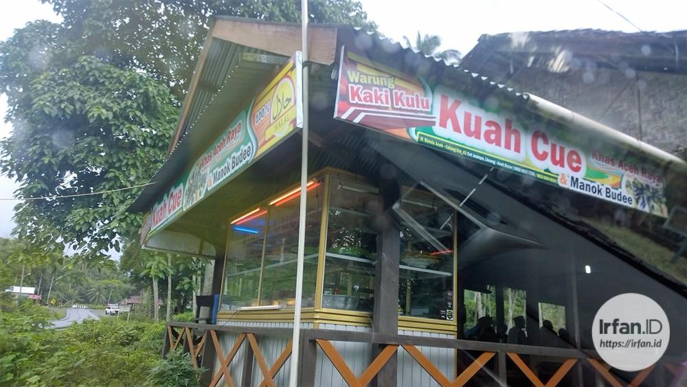 FOTO: Warung Kaki Kulu, Tempat Makan <i>Kuah Cue</i> Yang Wajib Di Singgahi 8
