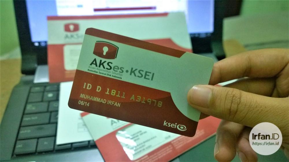 Mengenal Kartu AKSes KSEI, KTPnya Para Investor Saham (UPDATE: 24/7/20) 7