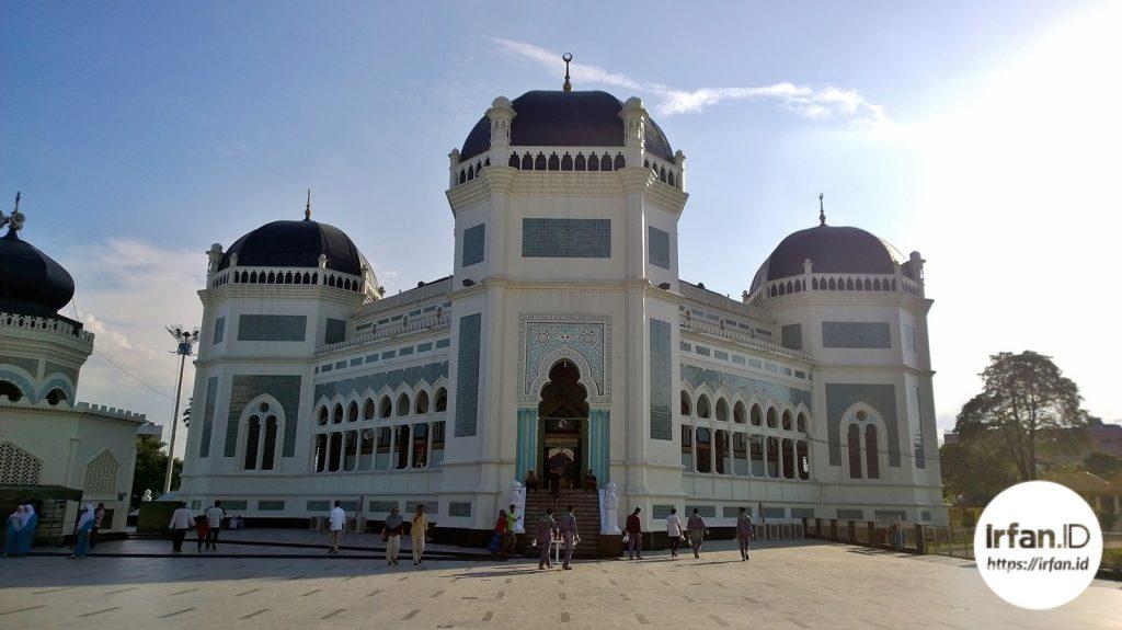 Masjid Raya Al-Mashun Medan