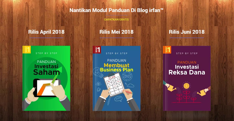 Modul Panduan Dari Blog irfan