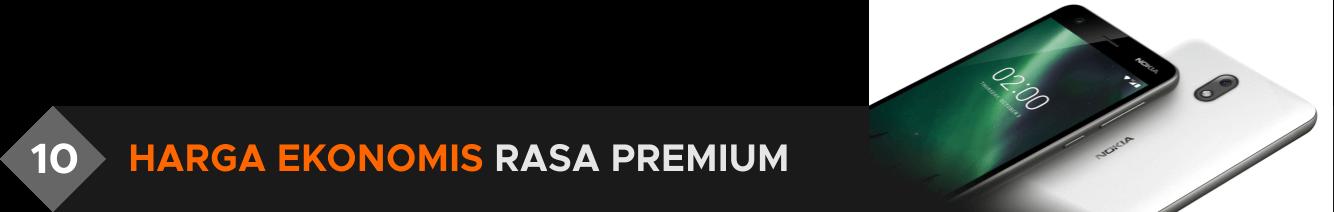REVIEW Nokia 2: Smartphone Ekonomis Dengan Daya Tahan Baterai Premium 28