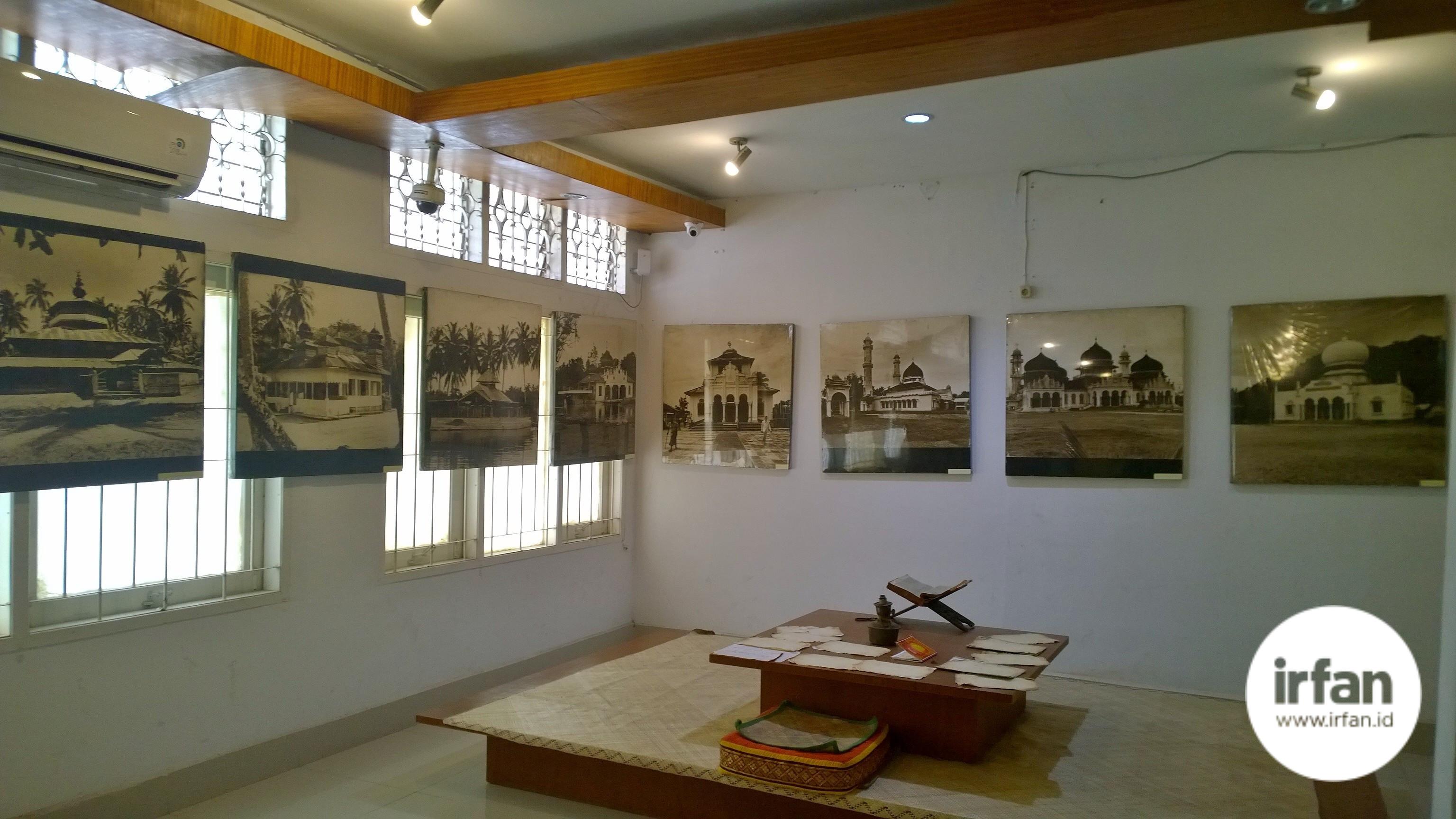 FOTO: Museum Negeri Aceh, Wisata Sejarah Yang Wajib Dikunjungi 12
