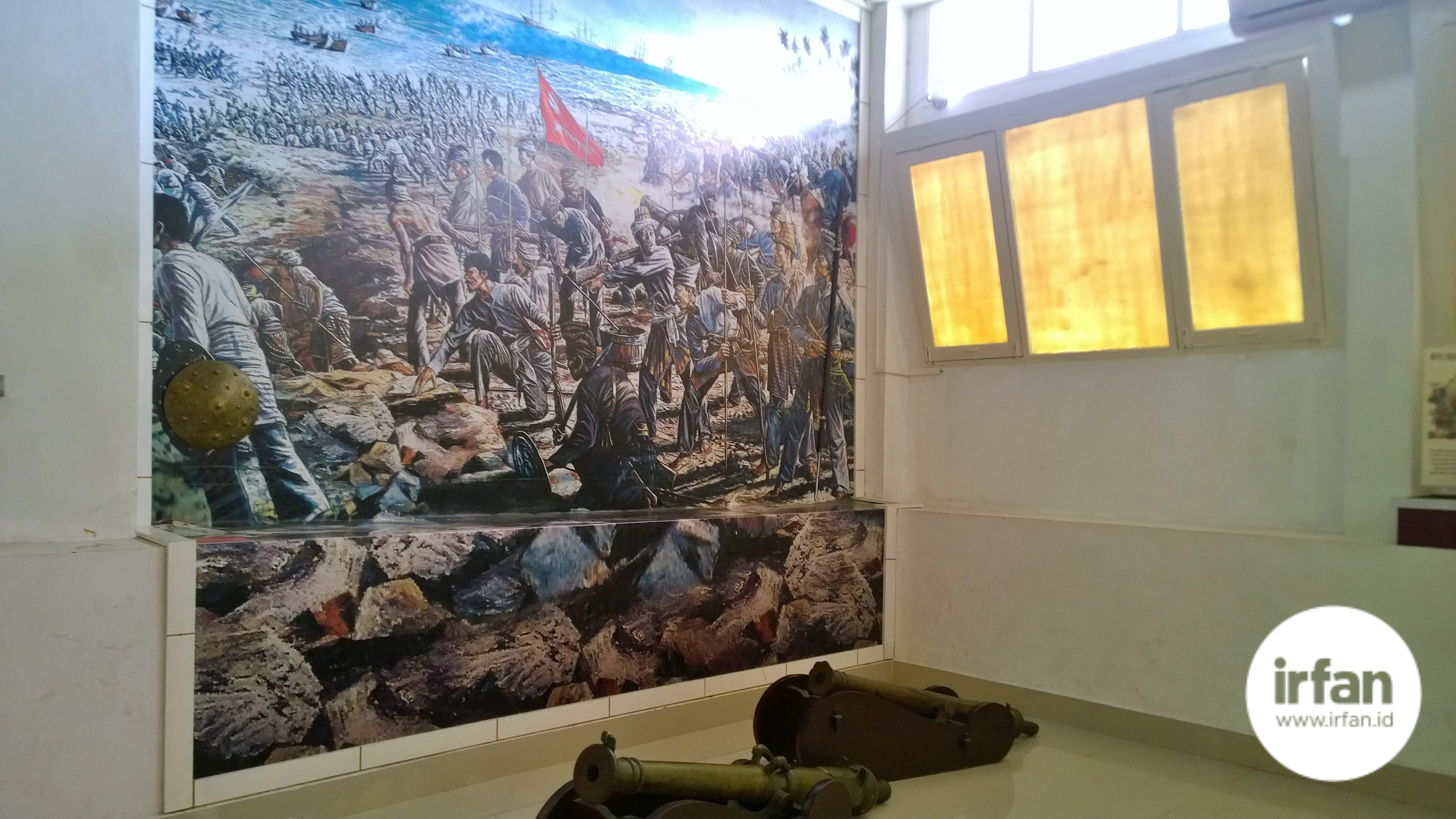 FOTO: Museum Negeri Aceh, Wisata Sejarah Yang Wajib Dikunjungi 13