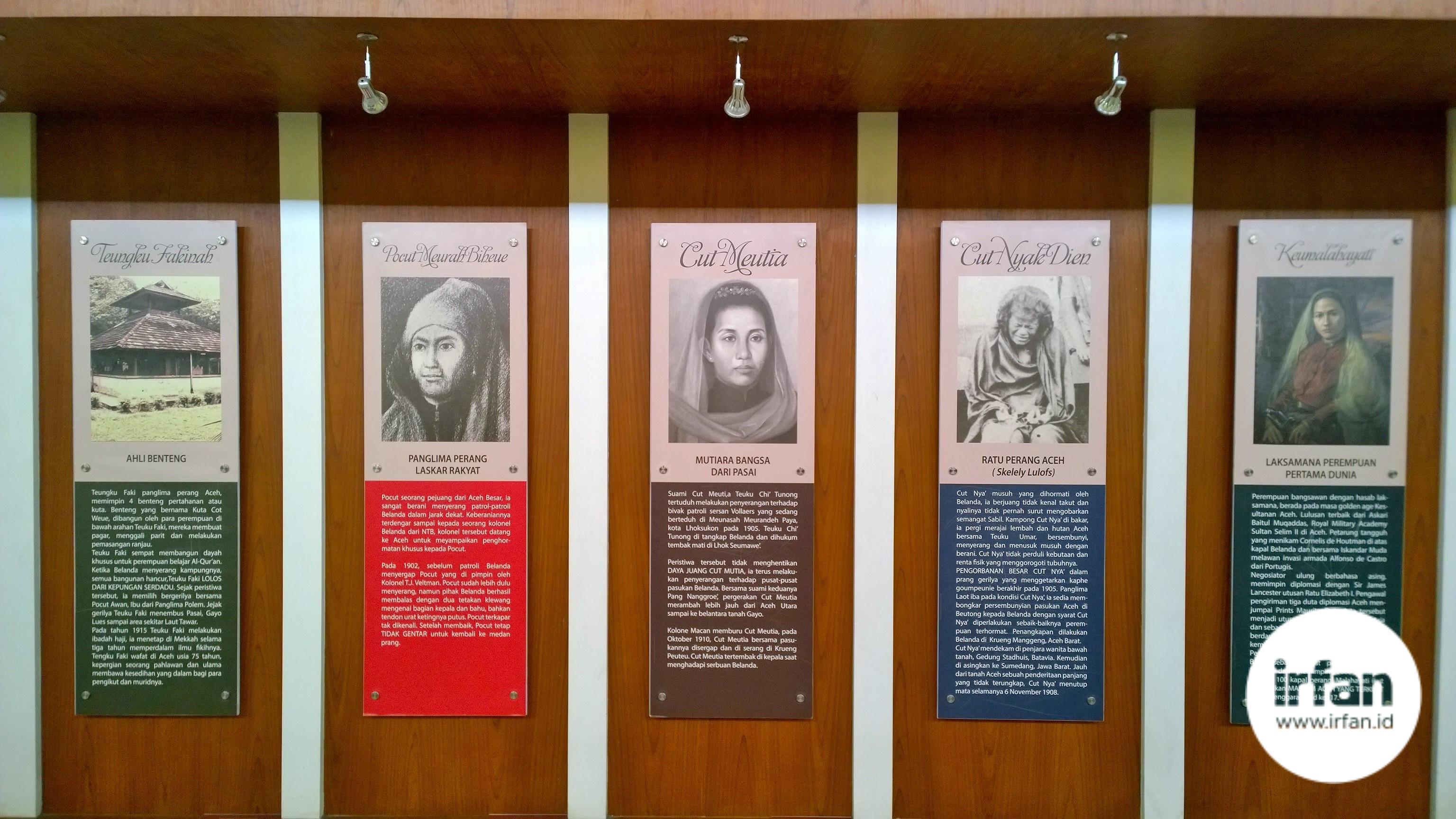 FOTO: Museum Negeri Aceh, Wisata Sejarah Yang Wajib Dikunjungi 16