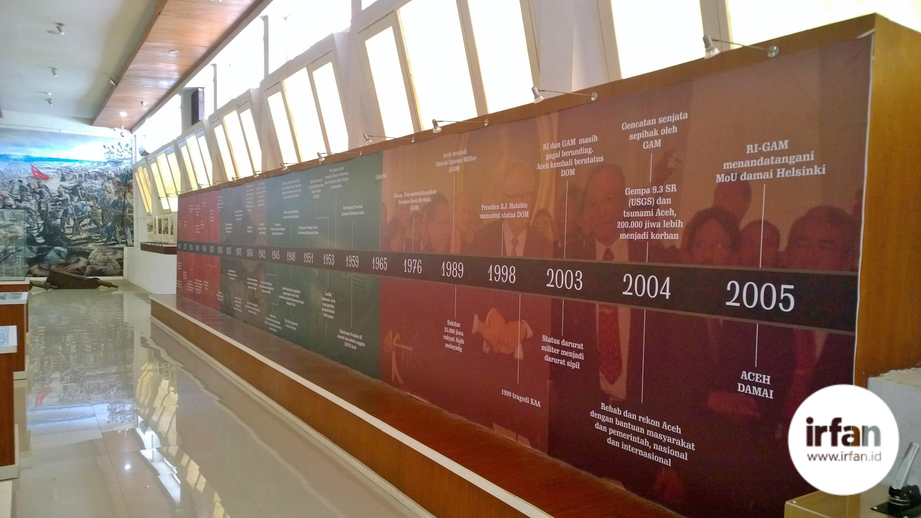 FOTO: Museum Negeri Aceh, Wisata Sejarah Yang Wajib Dikunjungi 18