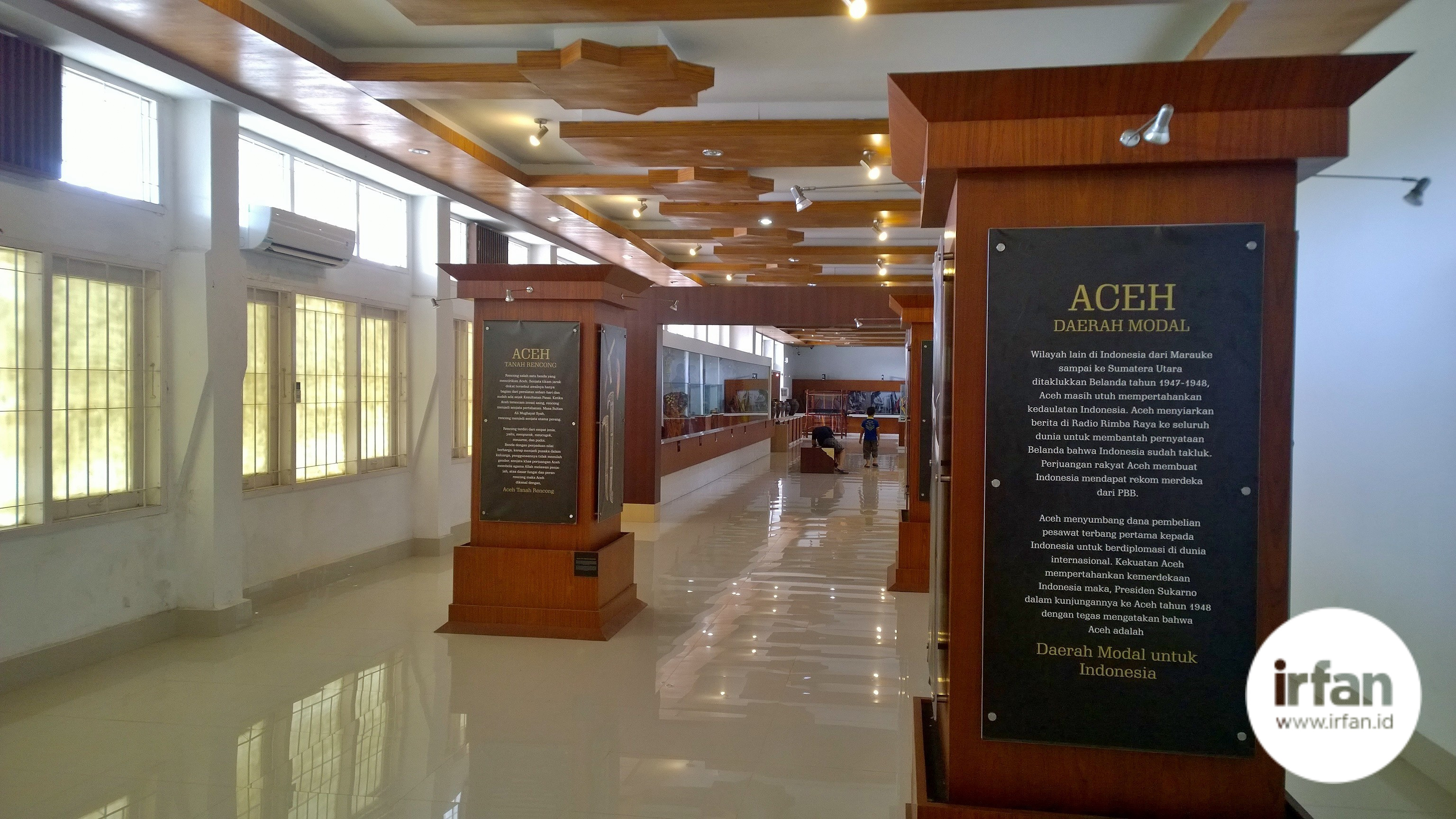 FOTO: Museum Negeri Aceh, Wisata Sejarah Yang Wajib Dikunjungi 19