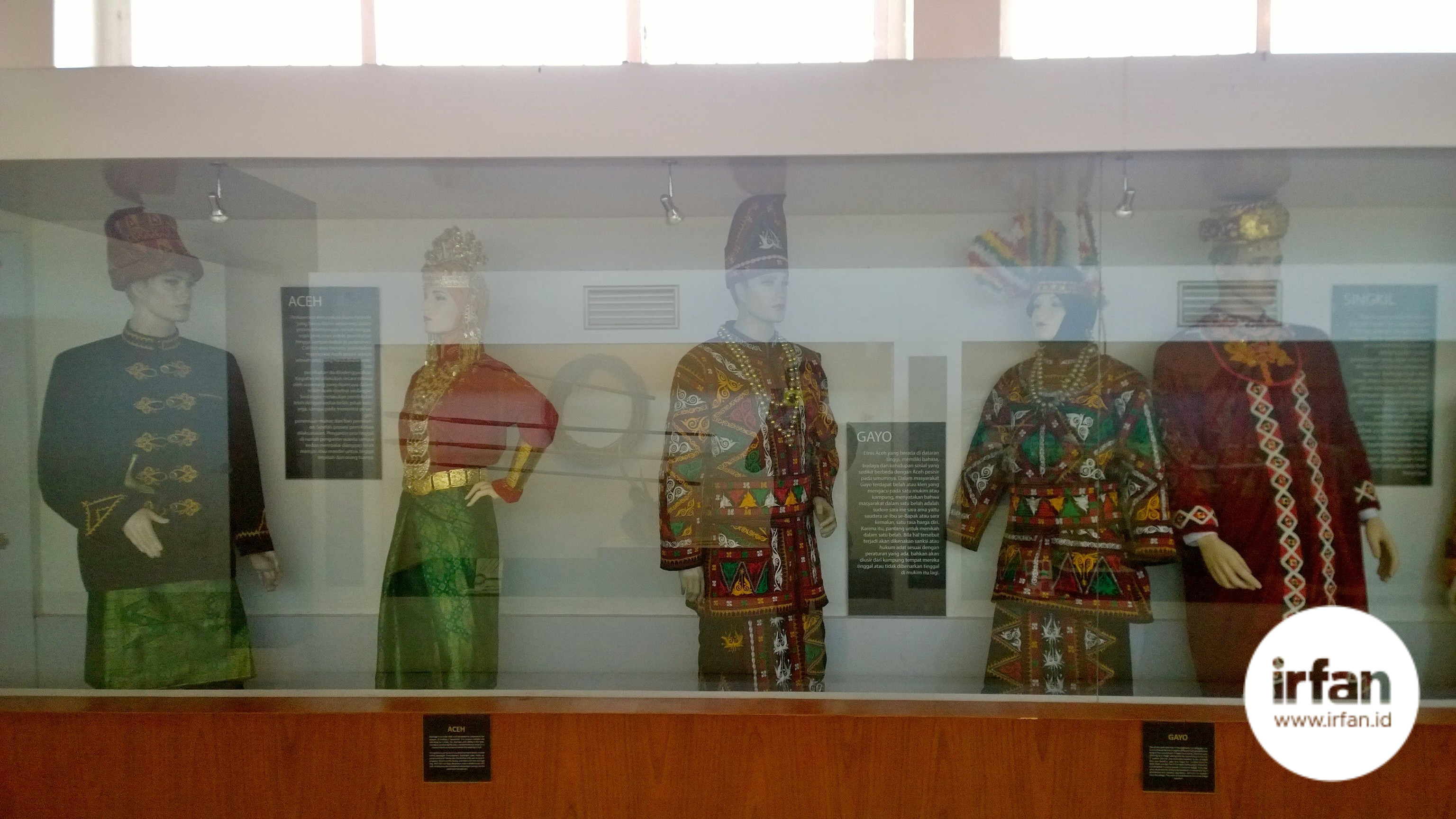 FOTO: Museum Negeri Aceh, Wisata Sejarah Yang Wajib Dikunjungi 23