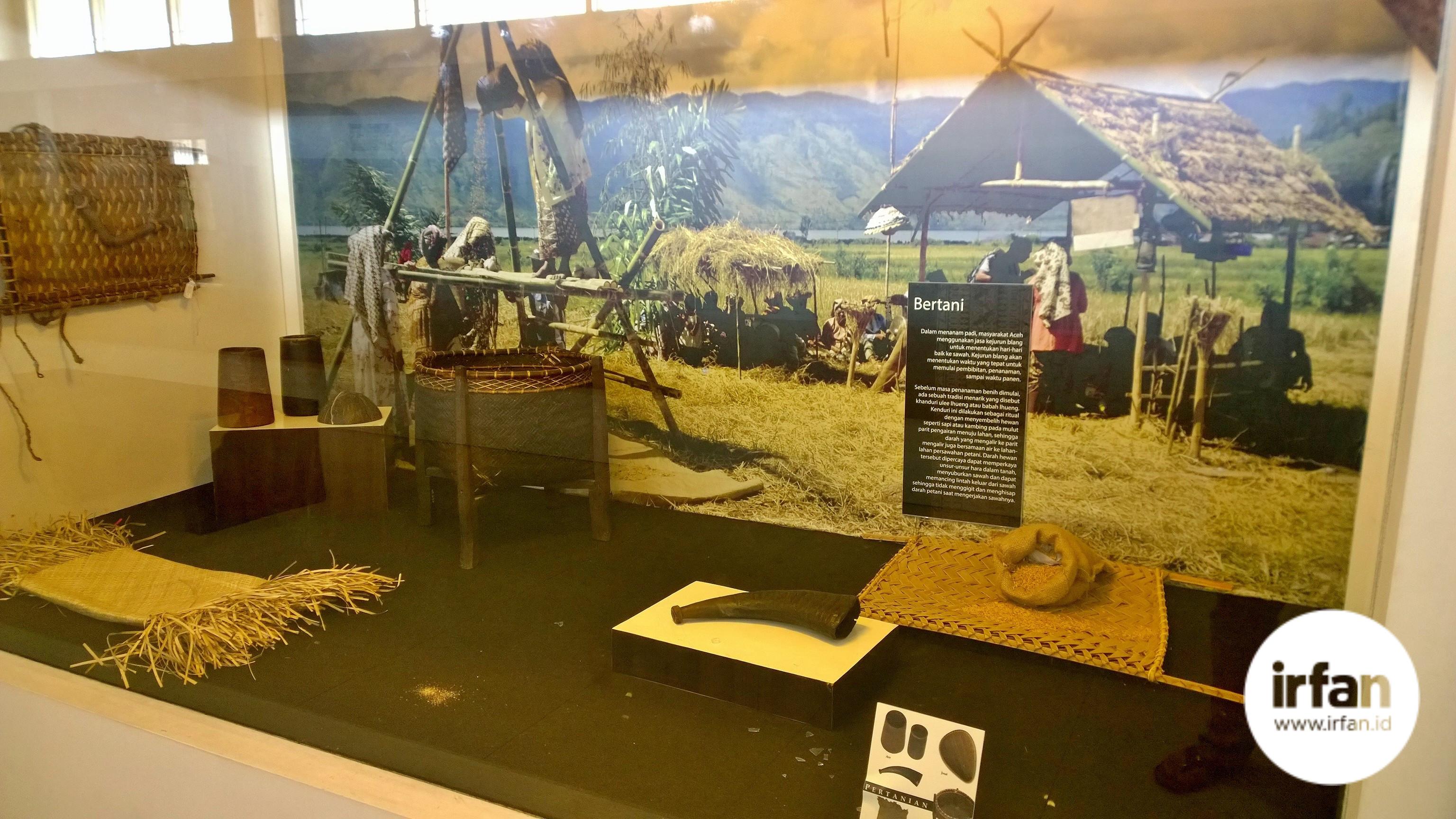 FOTO: Museum Negeri Aceh, Wisata Sejarah Yang Wajib Dikunjungi 25