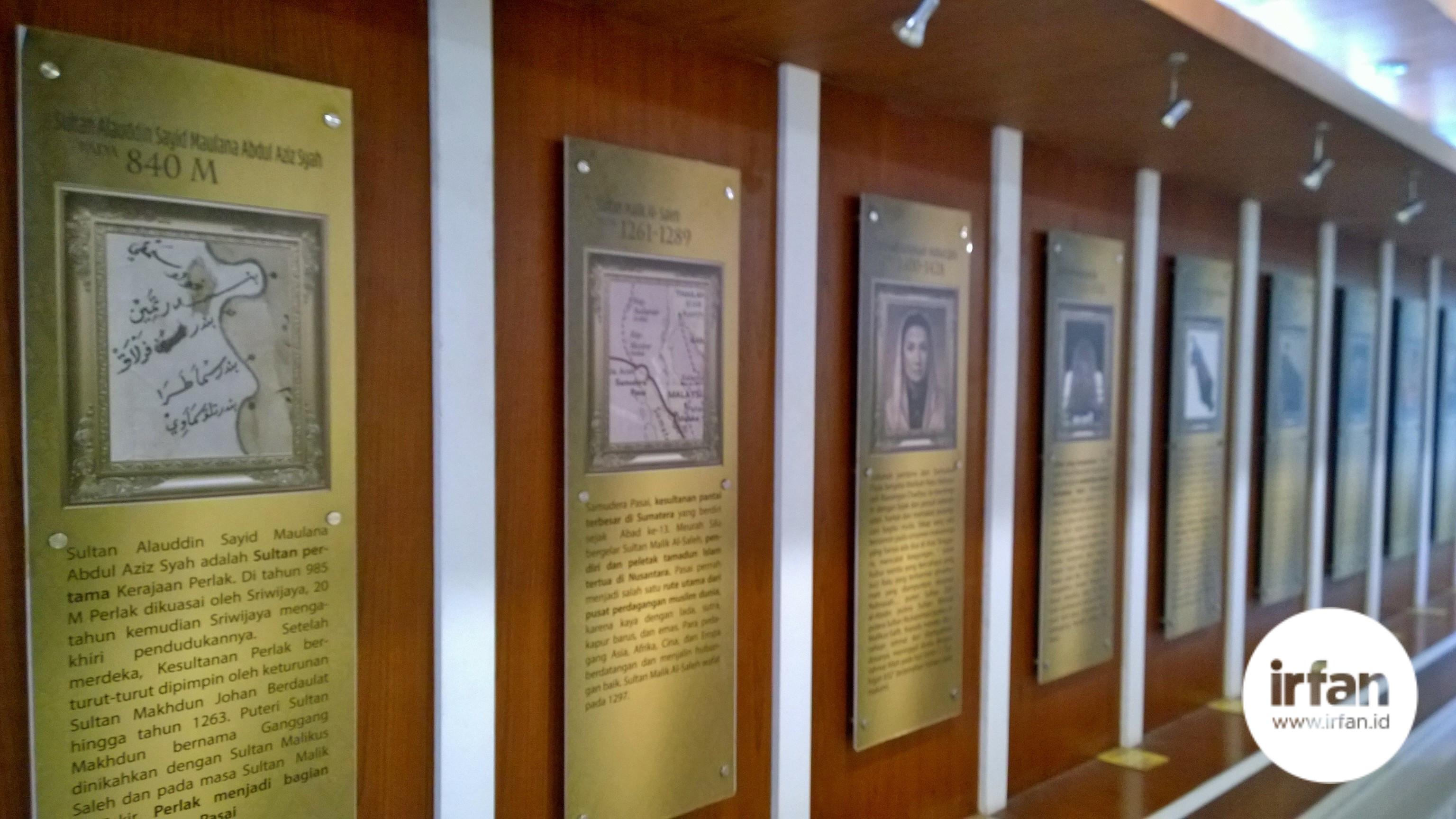 FOTO: Museum Negeri Aceh, Wisata Sejarah Yang Wajib Dikunjungi 8