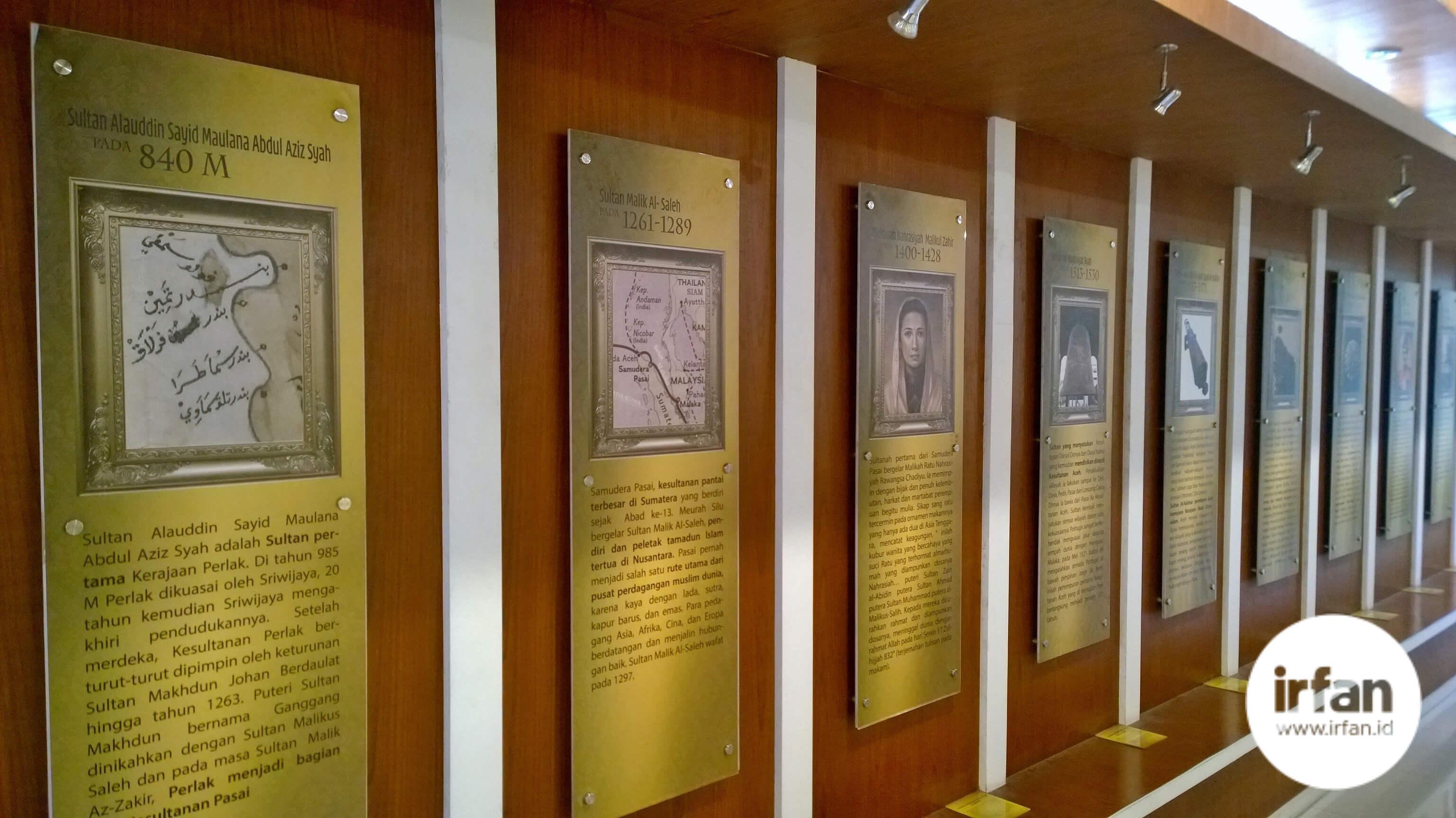 FOTO: Museum Negeri Aceh, Wisata Sejarah Yang Wajib Dikunjungi 3