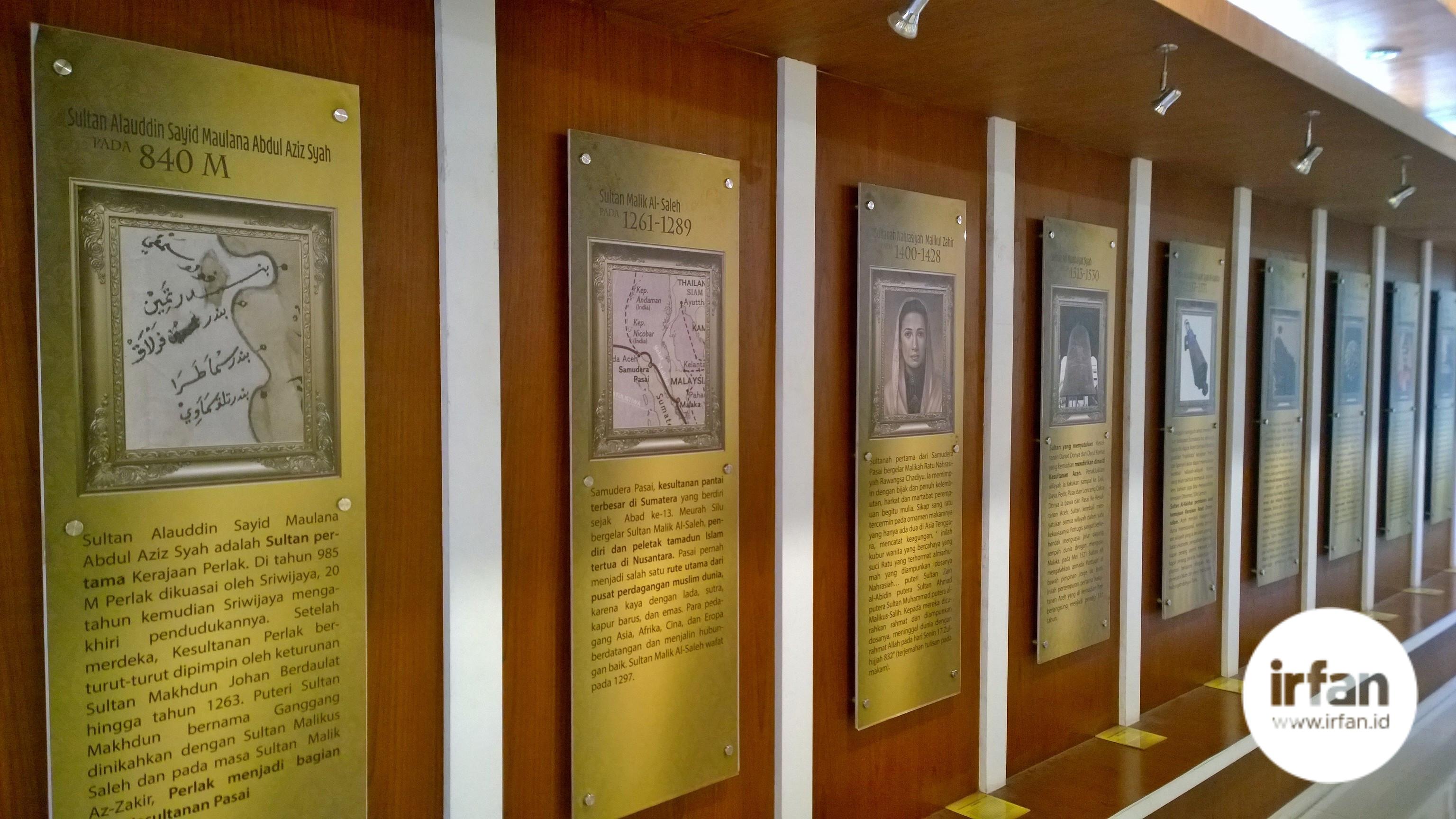 FOTO: Museum Negeri Aceh, Wisata Sejarah Yang Wajib Dikunjungi 10
