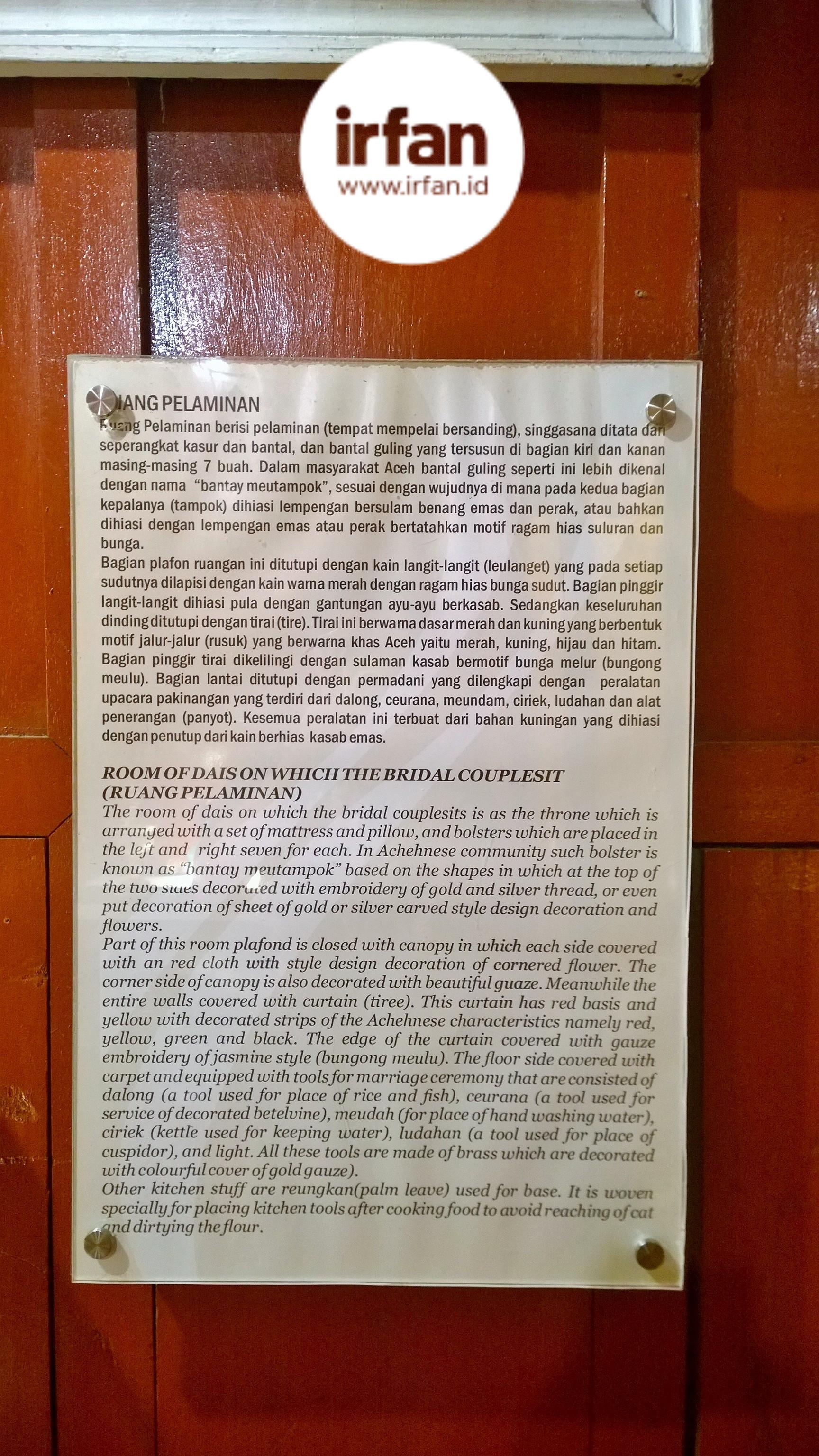 FOTO: Museum Negeri Aceh, Wisata Sejarah Yang Wajib Dikunjungi 51