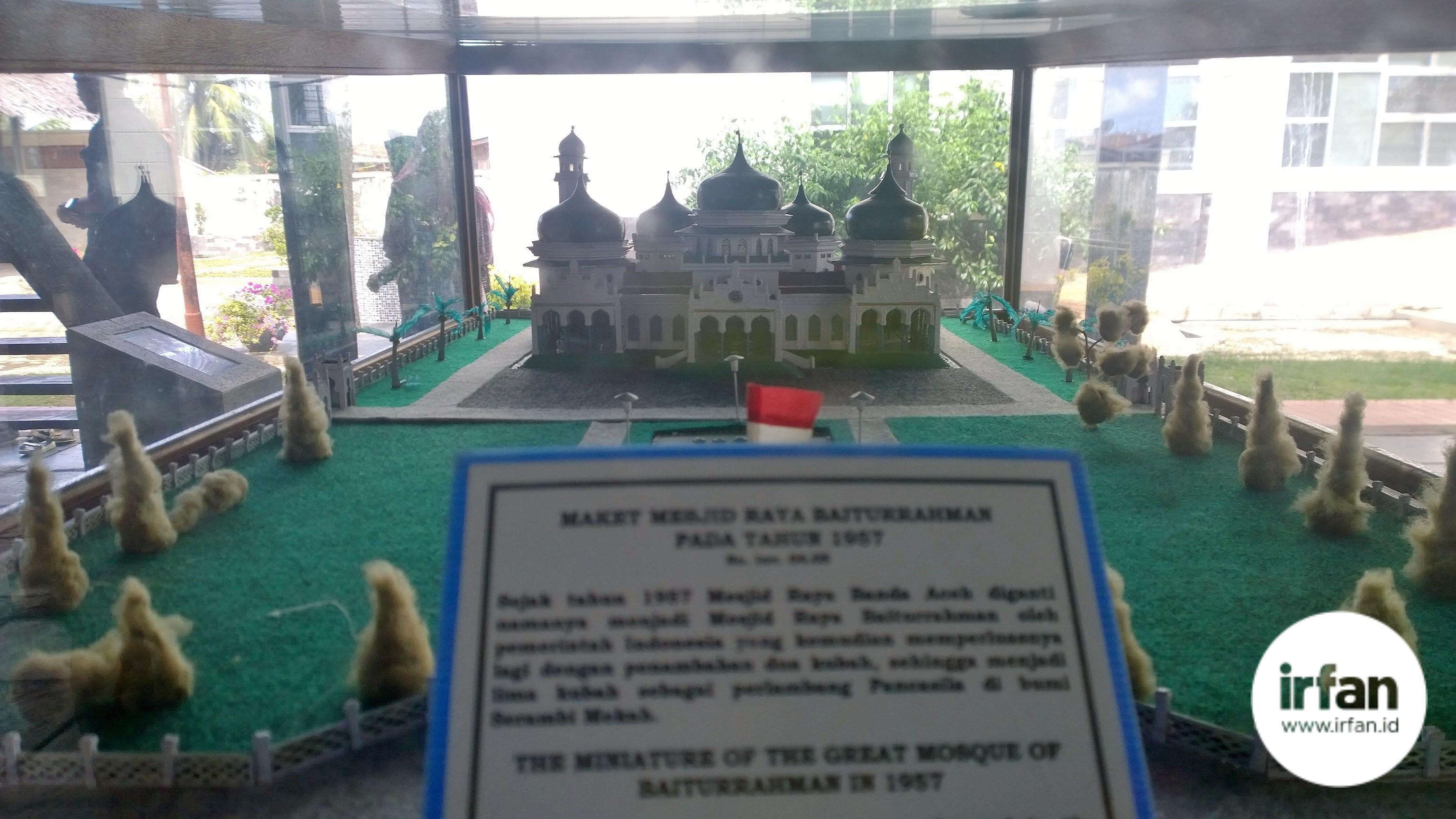 FOTO: Museum Negeri Aceh, Wisata Sejarah Yang Wajib Dikunjungi 52