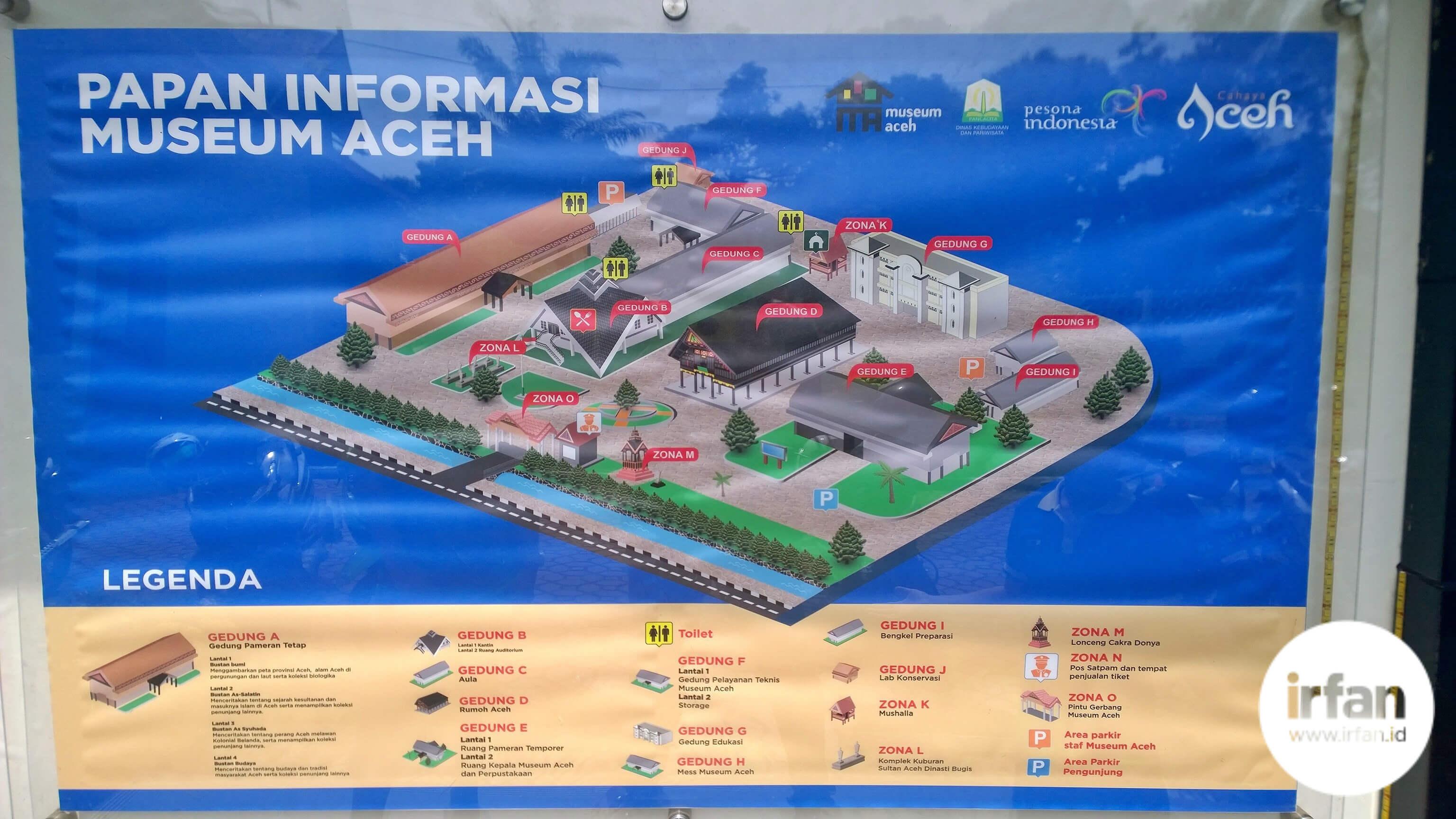 FOTO: Museum Negeri Aceh, Wisata Sejarah Yang Wajib Dikunjungi 2