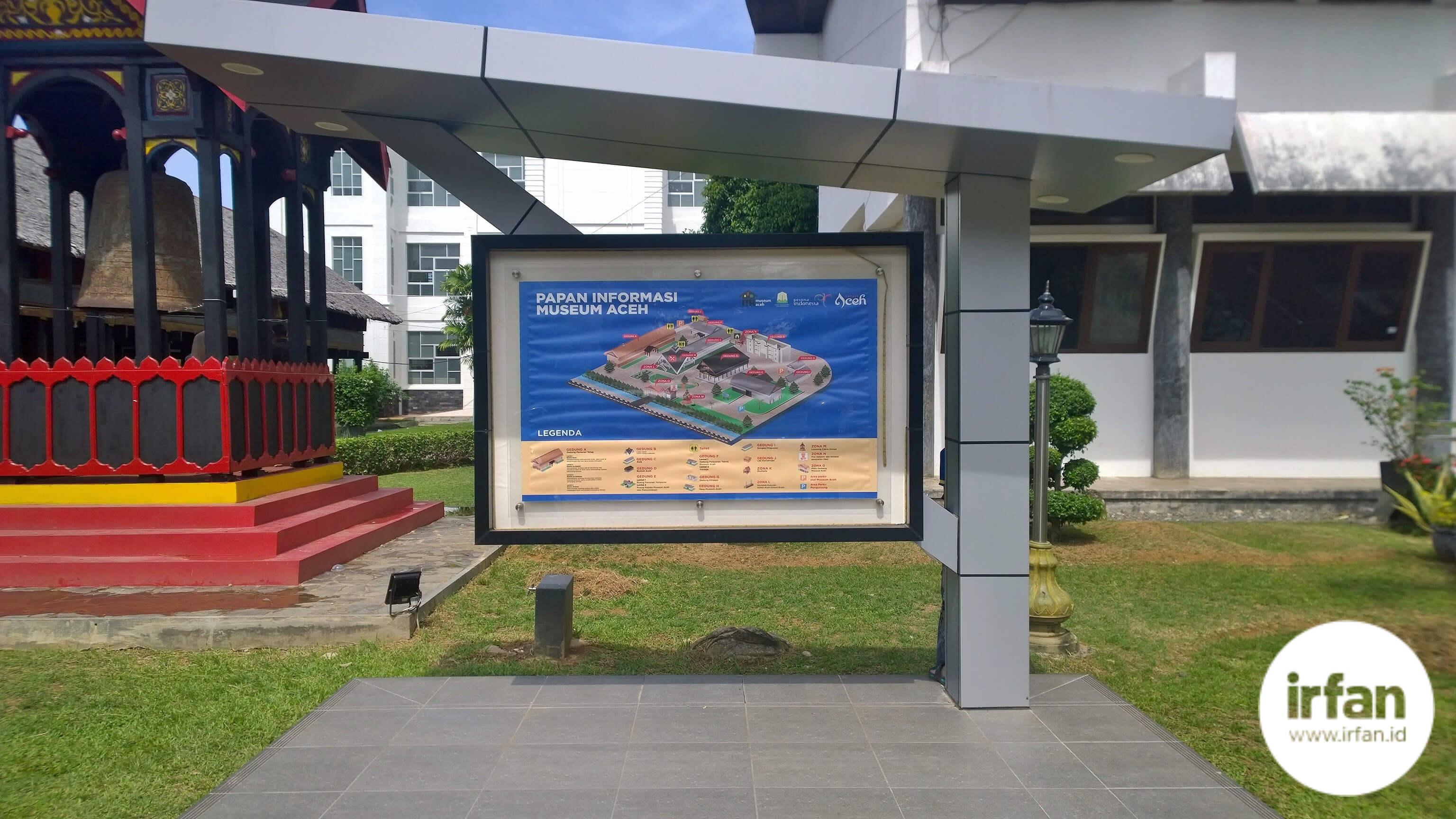 FOTO: Museum Negeri Aceh, Wisata Sejarah Yang Wajib Dikunjungi 1