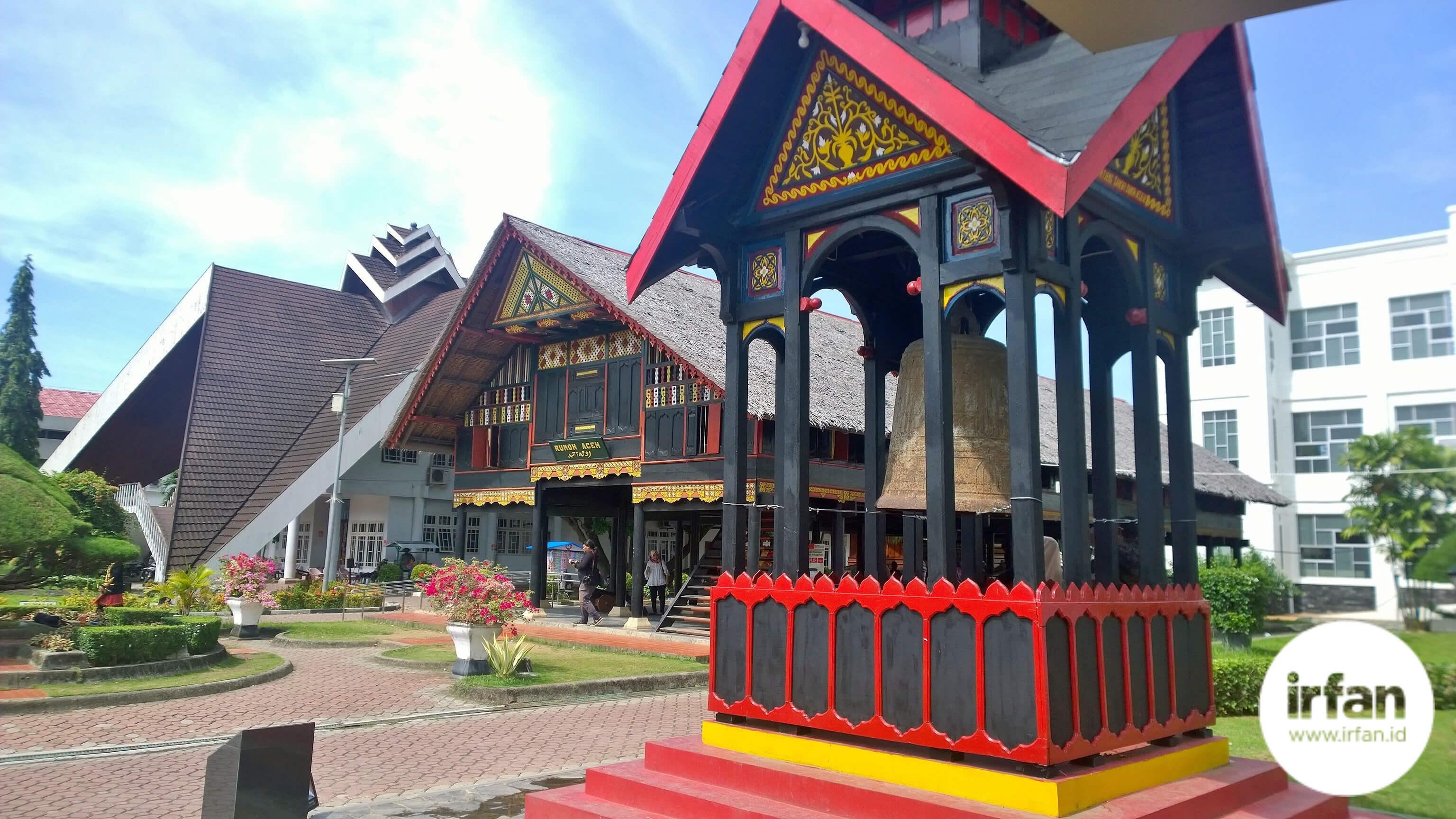 FOTO: Museum Negeri Aceh, Wisata Sejarah Yang Wajib Dikunjungi 33