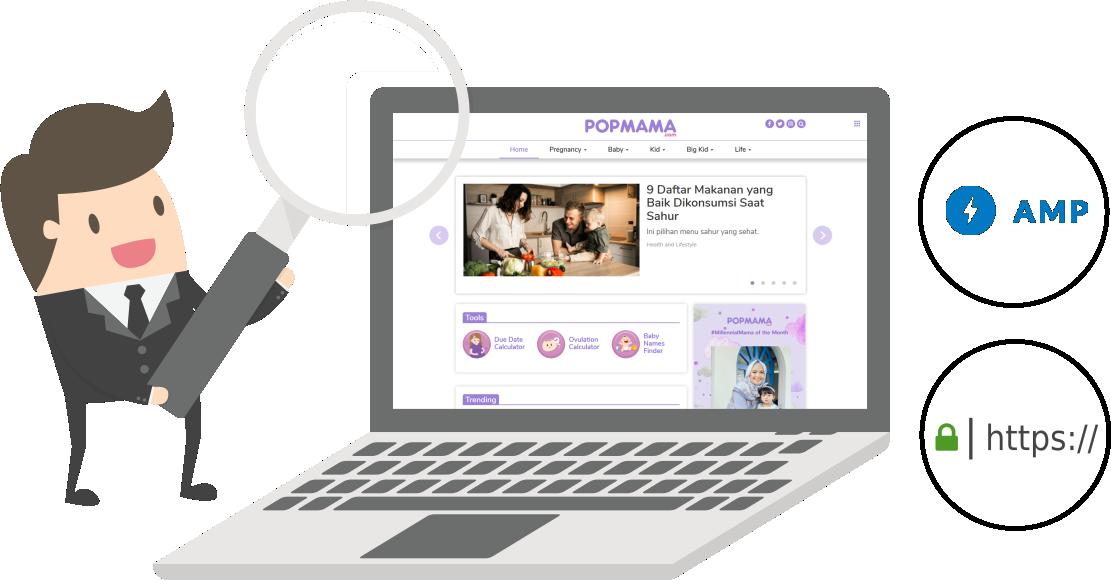 Popmama.com, Inspirasi Millennial Mama Untuk Tumbuh Kembang Si Kecil 15