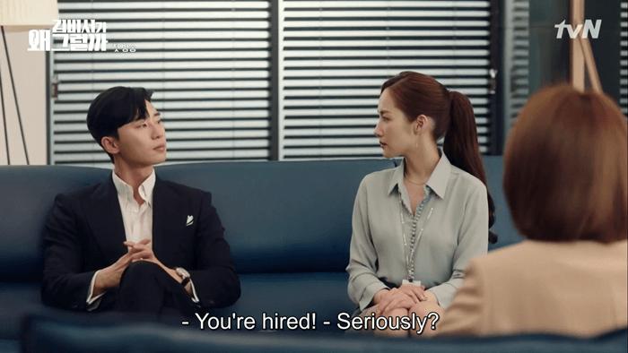 LIVE: Review Drama Korea What's Wrong With Secretary Kim Ep.1 - Ep.16 97