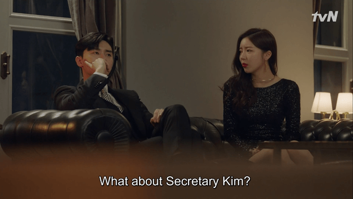 LIVE: Review Drama Korea What's Wrong With Secretary Kim Ep.1 - Ep.16 96