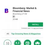 Aplikasi Bloomberg