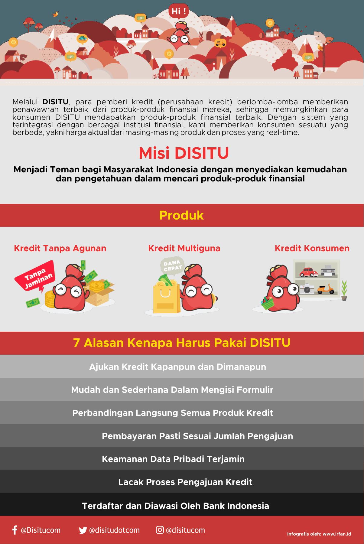 Hari Gini Ajukan KTA Masih Ke Bank? Gak Jaman, DISITU.com Aja! 3