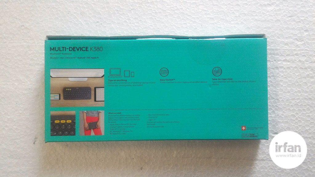 REVIEW: Logitech K380, Keyboard Bluetooth Yang Serba Bisa 14