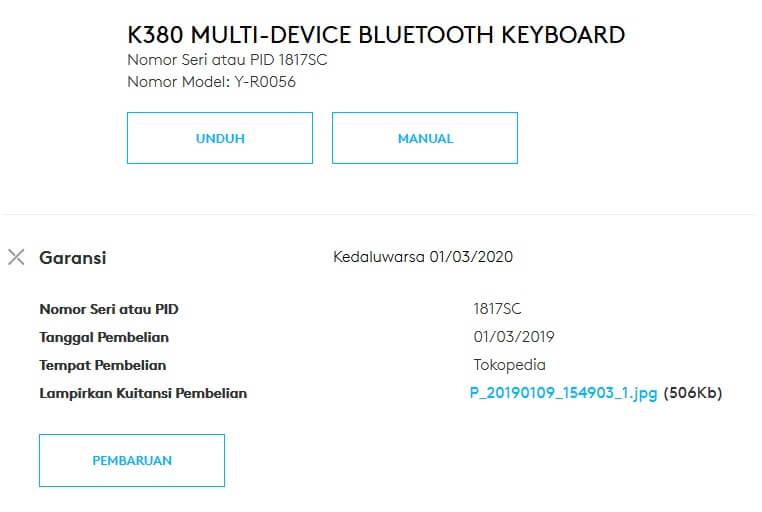 REVIEW: Logitech K380, Keyboard Bluetooth Yang Serba Bisa 11