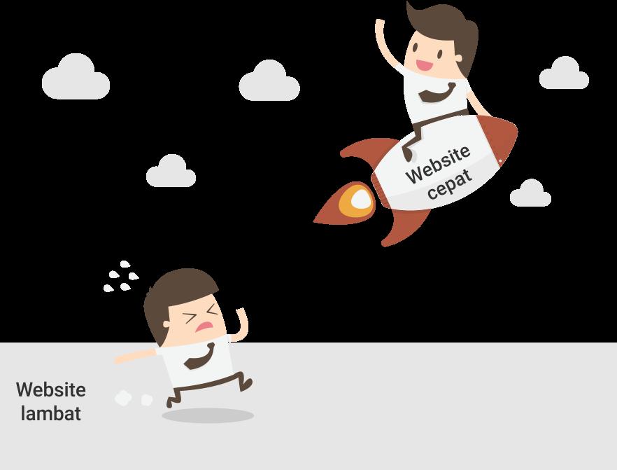 Membuat Website <i>Loading</i> Cepat Tanpa Skill <i>Coding</i>, Di Cintai Google dan Banyak Rezeki 2