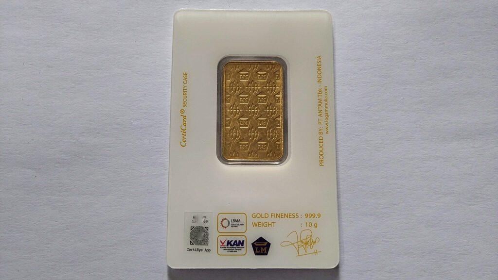 Pengalaman Beli Emas Batangan Di Tokopedia, Dapat CASHBACK Rp 500,000 7