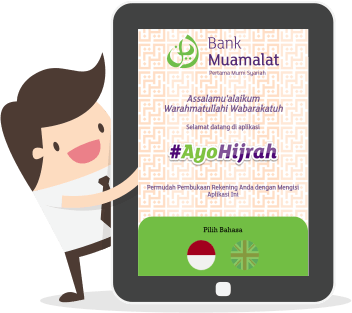 #AyoHijrah Bersama Bank Muamalat, Saatnya Milenial Bangun Ekonomi Syariah Indonesia 22