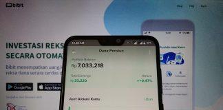 Review aplikasi bibit reksa dana