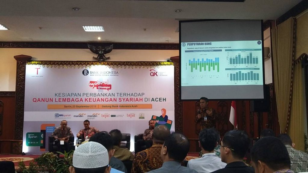100% Siap Jalankan Qanun Lembaga Keuangan Syariah Untuk Ekonomi Aceh Lebih Baik 1