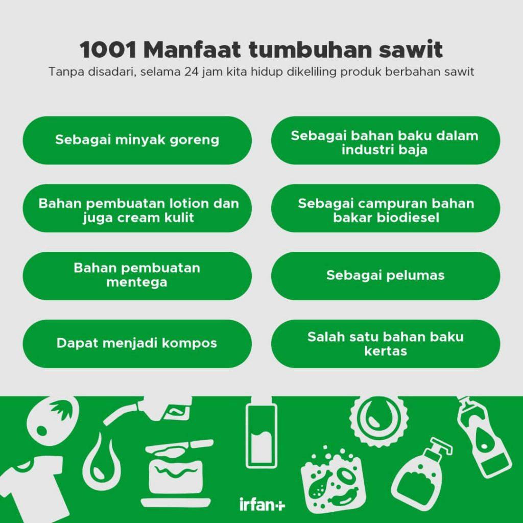 """Lebih Dekat Dengan """"Si Sawit"""", Tumbuhan Dengan 1001 Manfaat Untuk Aku, Kamu dan Seluruh Rakyat Indonesia 4"""