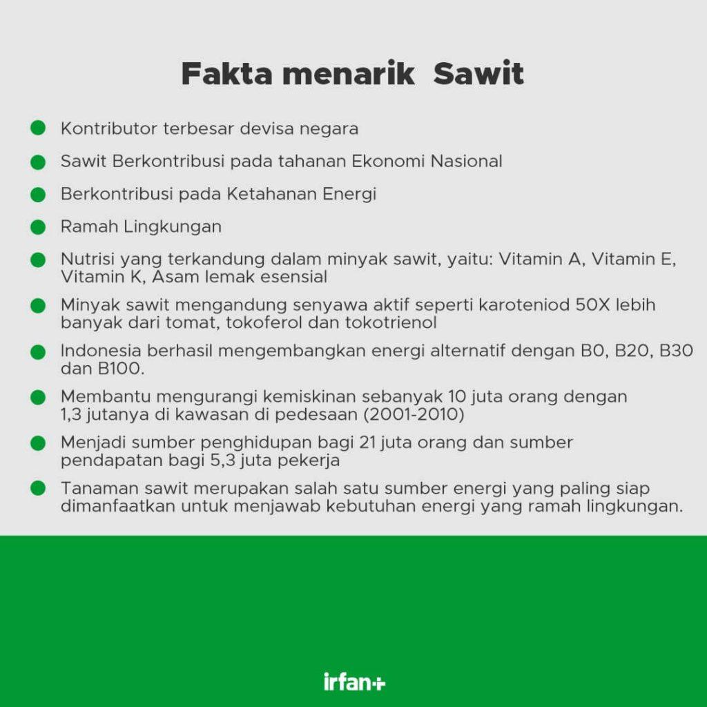 """Lebih Dekat Dengan """"Si Sawit"""", Tumbuhan Dengan 1001 Manfaat Untuk Aku, Kamu dan Seluruh Rakyat Indonesia 5"""