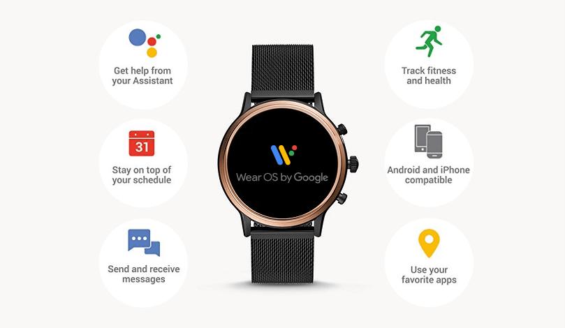 Fossil Gen 5 Smartwatch, Saat Fashion dan Teknologi Bersatu Untuk Produktivitas 31