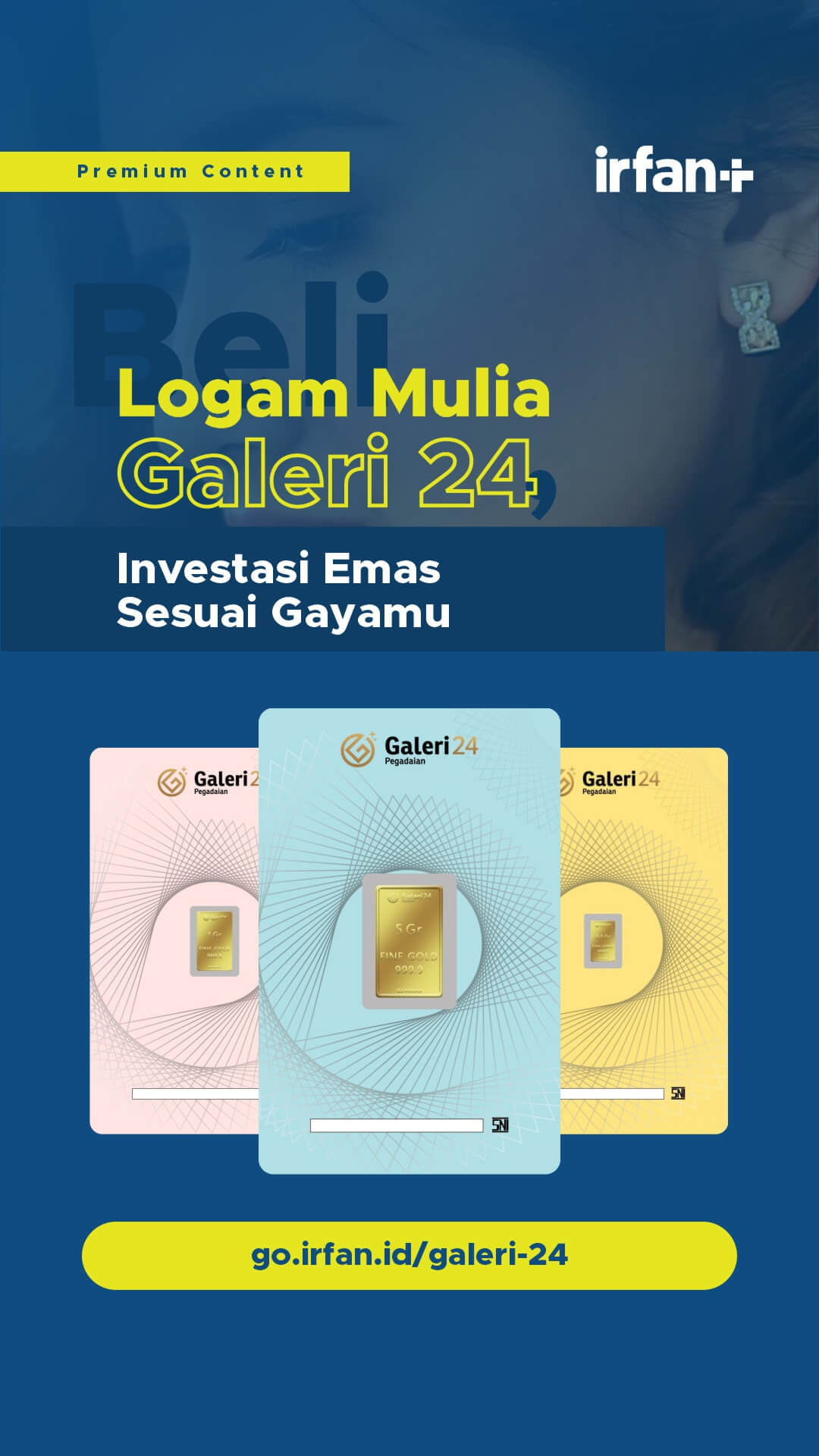 Pengalaman Beli Logam Mulia Galeri 24, Investasi Emas Sesuai Gayamu (UPDATE: 22/4/2020) 46