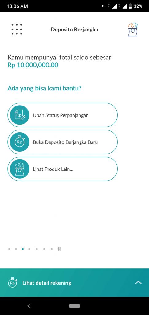 Pengalaman Deposito Syariah Rp 10 Juta Di Bank Permata via PermataMobile X (UPDATE: 14/5/20) 10