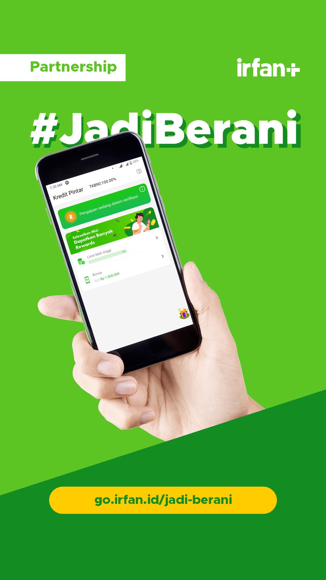 #JadiBerani Mulai Bisnis Dengan Pinjaman Online dari Kredit Pintar 3