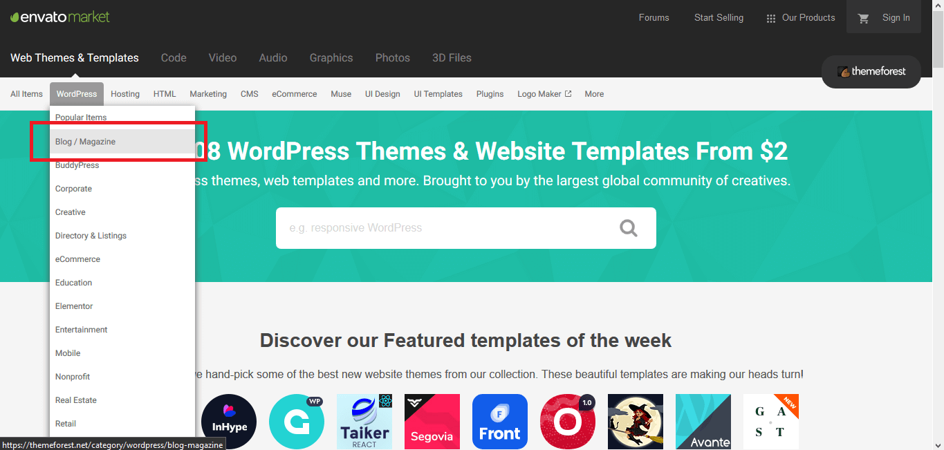 STEP BY STEP: Cara Beli Tema di Themeforest dan Install ke Blog WordPress 30